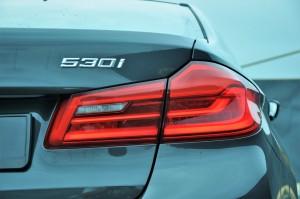 BMW 530i M Sport, LED Rear Lamp, Malaysia