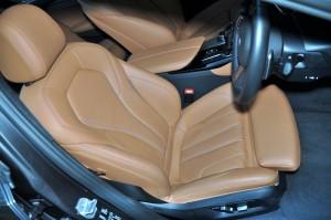 BMW 530i M Sport, Driver's Seat, Malaysia