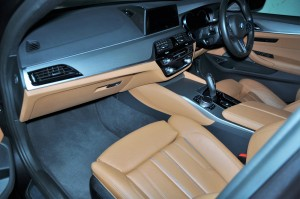 BMW 530i M Sport, Cabin Front, Malaysia