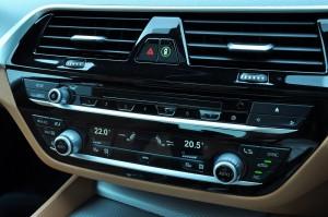 BMW 530i G30, Climate Control, Malaysia
