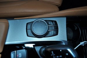 BMW 530i M Sport, iDrive Controller, Malaysia