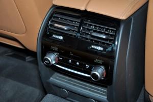 BMW 530i M Sport, Rear Climate Control, Malaysia