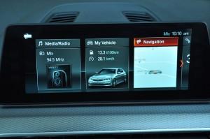 BMW 530i M Sport, Infotainment Touchscreen Display, Malaysia