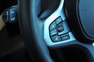 BMW 530i M Sport, Steering Wheel Buttons, Malaysia