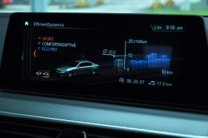 BMW 530i M Sport, Touchscreen Display, Efficient Dynamics, Malaysia