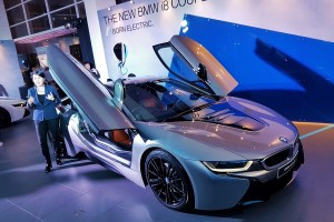 BMW i8 Coupe Launch, Malaysia 2018