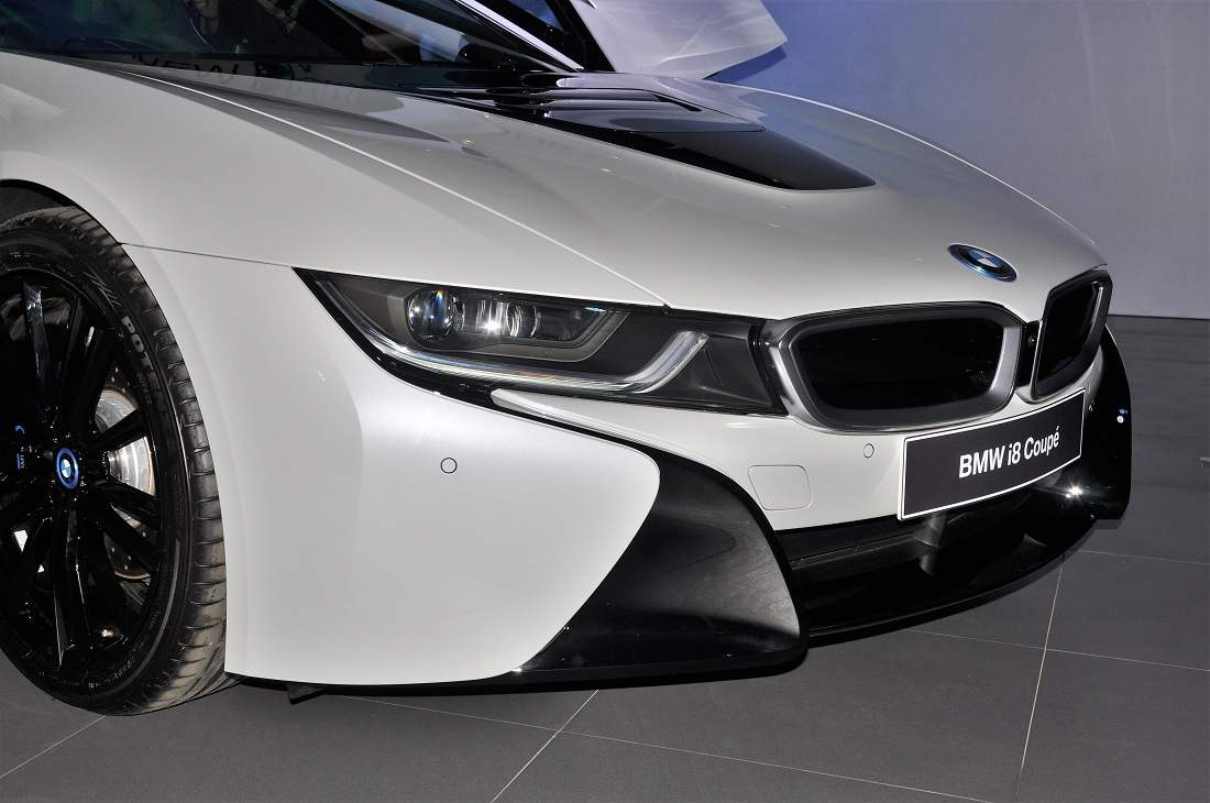 Bmw I8 Coupe Nose Malaysia Launch 2018 Autoworld Com My