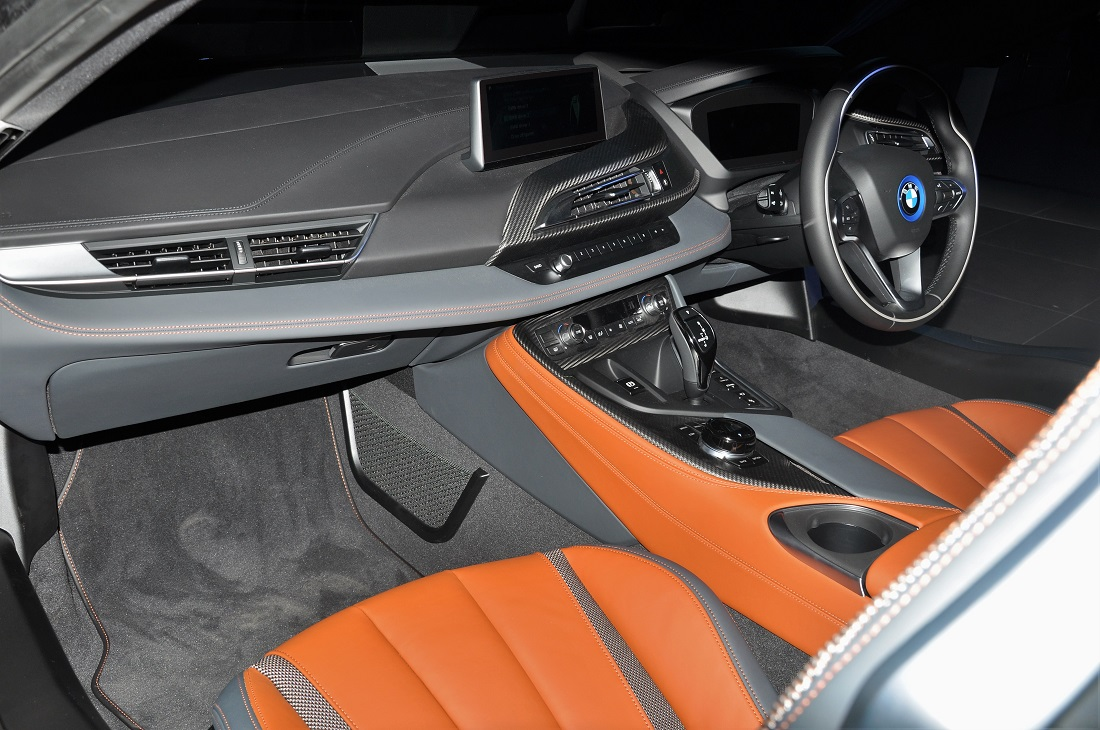 Bmw I8 Coupe Dashboard Malaysia Launch 2018 Autoworld Com My
