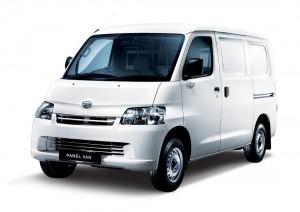 Daihatsu Gran Max AT Panel Van, Malaysia