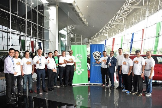 Proton Wealth On Wheels Challenge Encourages Grab Drivers To Drive Economically