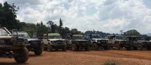 Petron Turbo Diesel Euro 5, Rainforest Trophy Malaysia 2018 4x4 Challenge