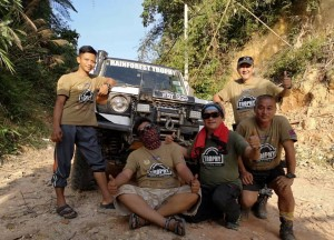Petron Turbo Diesel Euro 5, Rainforest Trophy Malaysia 2018, 4x4