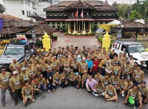 Petron Turbo Diesel Euro 5, Rainforest Trophy Malaysia 2018, Gua Musang, Kelantan