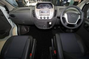 Maxus V80 Dashboard, Weststar Maxus Bukit Mertajam 3S Centre, Penang, Malaysia 2018