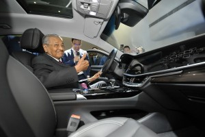 Geely, Proton, Prime Minister, Tun Dr Mahathir Mohamed - Malaysia, China JV 2018