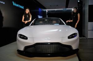 Aston Martin Vantage, Malaysia Launch, Aston Martin Kuala Lumpur