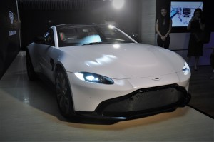 Aston Martin Vantage V8, Malaysia Launch, Aston Martin Kuala Lumpur