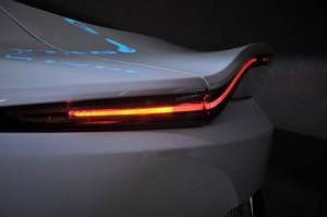 Aston Martin Vantage, Upswept Rear Deck Lid, Aston Martin Kuala Lumpur