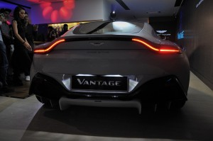 Aston Martin Vantage, Rear Lights, Malaysia Launch