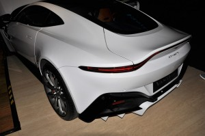 Aston Martin Vantage, Rear View, Malaysia Launch 2018