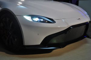 Aston Martin Vantage, Front Grille, Splitter, Malaysia Launch 2018