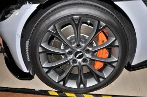 Aston Martin Vantage, Front Wheel, Malaysia Launch 2018