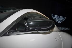 Aston Martin Vantage, Wing Mirror, Aston Martin Kuala Lumpur