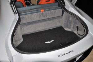 Aston Martin Vantage, Boot Space, Malaysia Launch 2018