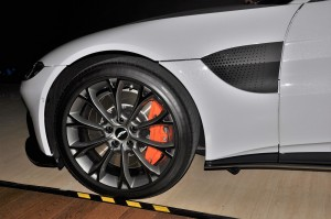 Aston Martin Vantage, Front Wheel, Side Gill, Malaysia Launch
