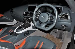 Aston Martin Vantage, Cockpit, Malaysia Launch 2018