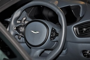 Aston Martin Vantage, Steering Wheel, Malaysia Launch 2018