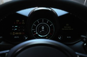 Aston Martin Vantage, Instrument Cluster, Malaysia Launch 2018
