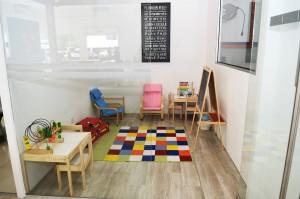 Proton 3S Centre, Regal Motors, Jalan Bersatu Petaling Jaya, Kids play room - Malaysia