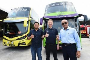 Scania Malaysia, Tiara Pesona, Konsortium E-Mutiara, Kota Bharu, Kelantan 2018