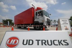 UDEMC, UD Trucks Extra Mile Challenge, Malaysia, UD Quester, 2018