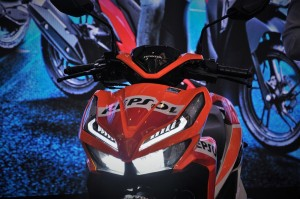 Boon Siew Honda, Honda Vario 150, Dual LED Headlights & DRL, Malaysia Launch 2018