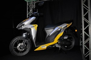 Boon Siew Honda, Honda Vario 150, Force Silver Metallic, Malaysia 2018