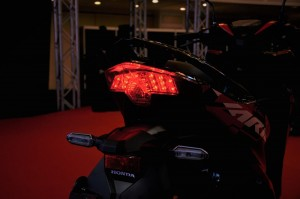 Boon Siew Honda, Honda Vario 150, LED Tail Light, Malaysia