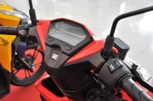 Boon Siew Honda, Honda Vario 150, LCD Display, Malaysia
