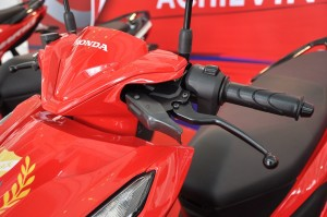 Boon Siew Honda, Honda Vario 150, Handlebar, Brake Lever, Malaysia