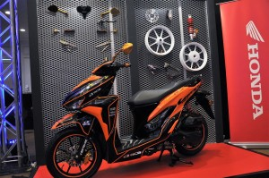 Boon Siew Honda, Honda Vario 150, RCB Racing Boy, Accessories, Malaysia