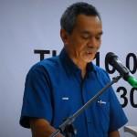 Perodua Sales, Dato' Dr Zahari Husin, Managing Director, Malaysia