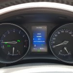 Three Driving Modes for you to select from, depending on your mood