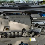 Engine and drive train is similar to the Altis 1.8.