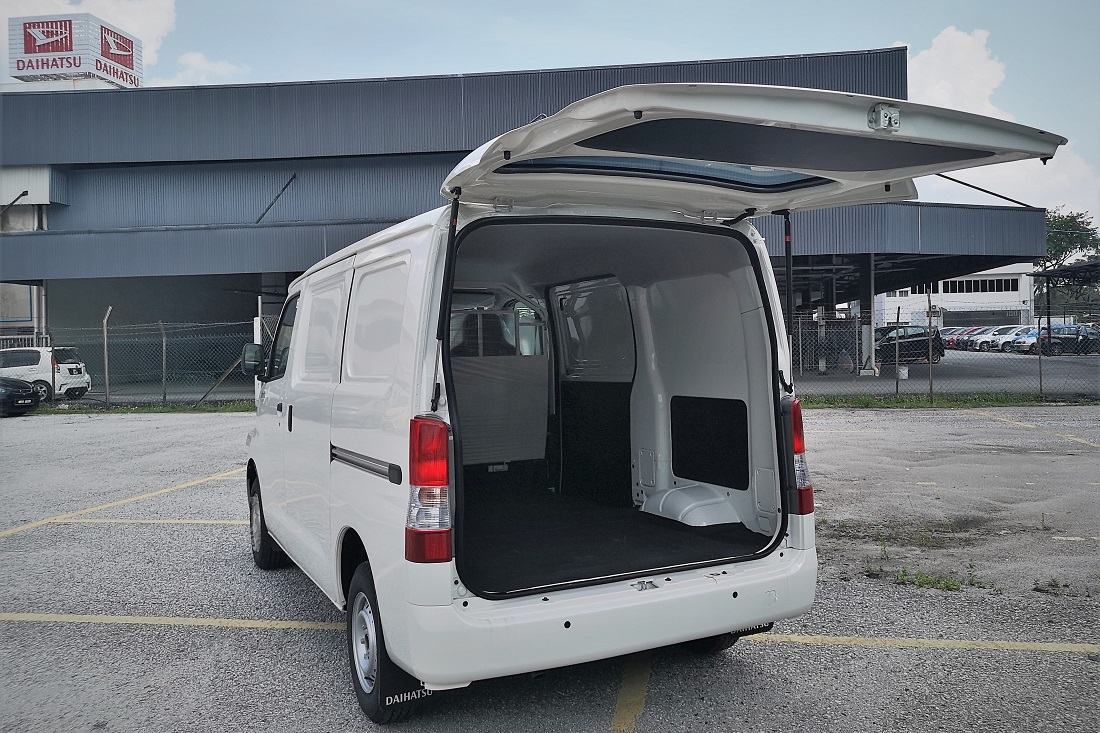 8eff82cf6b The Daihatsu Gran Max panel van is produced in Indonesia by PT Astra  Daihatsu Motor (the largest automotive manufacturer in Indonesia with  annual production ...