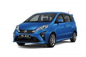 Perodua Alza SE_2018_3-4 Front Left_Malaysia