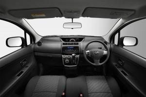 Perodua Alza 2018_S_Dashboard - Malaysia