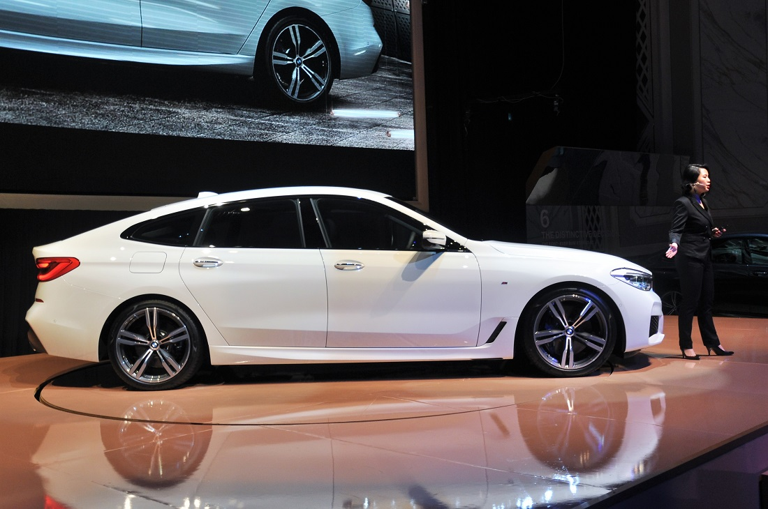bmw launches first