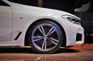 BMW 6 Series Gran Turismo, Front Fender, Malaysia Launch 2018