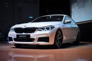 BMW 630i Gran Turismo M Sport, Stage Display, Malaysia 2018